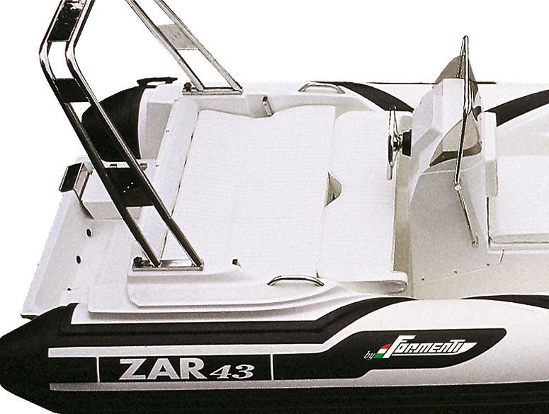 ZAR FORMENTI - modello ZAR 43